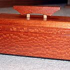 Keepsake Box No. 48 by Robert's Woodworking Studio
