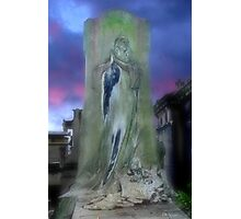 Pere Lachaise - Paris Photographic Print