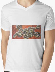 The Red Carpet Mens V-Neck T-Shirt