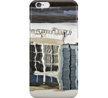Windows in the Fountain iPhone Case/Skin