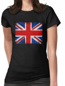Union Jack Womens Fitted T-Shirt