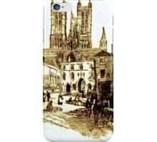 Lincoln Cathedral, Lincolnshire iPhone Case/Skin