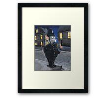 Bobby Rat Framed Print
