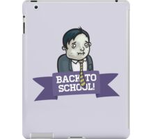 Back To School! iPad Case/Skin