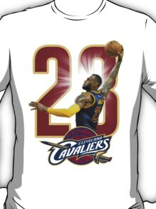 Lebron James - Taking the Spotlight T-Shirt