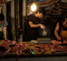 Chinese Butchers by Jonathon Speed