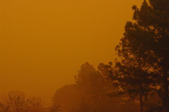 Queensland dust storm 2009 by feeee