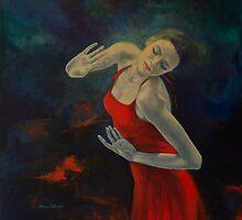 Shape Of My Heart... by dorina costras