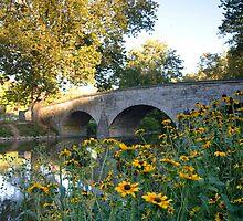 The Stone Bridge over Antietam Creek by Bowman1