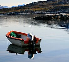 Dingy by Shawn McCrimmon