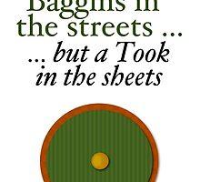 Baggins/Took by jessjepa