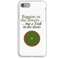Baggins/Took iPhone Case/Skin