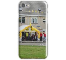 Supporting the Runner Teams iPhone Case/Skin