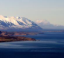 Eyjafjörður  by jonpalma