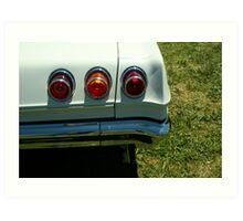 Impala Signature Art Print