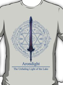 Arondight The Unfading Light of the Lake T-Shirt