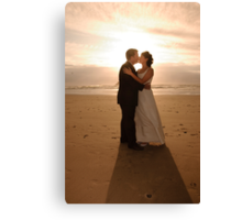 Happily Ever After... Canvas Print