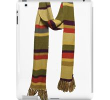 Doctor Who - Fourth Doctor Scarf iPad Case/Skin