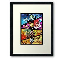 Persona - Protagonist Complex Framed Print
