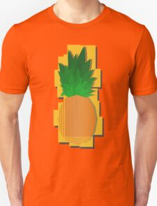 A Decidedly Abstract Pineapple T-Shirt