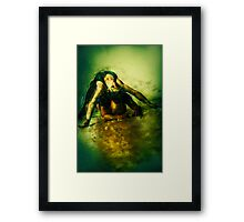 Our Chemical Reaction Framed Print
