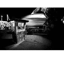 Gravitron Photographic Print