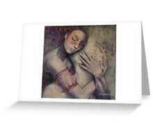 Delusion Greeting Card