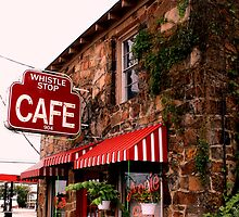 The Whistle Stop Cafe by Charles Buchanan