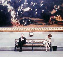 The Disagreement 1963 by Richard Lederhaus