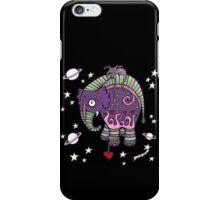 Interstellar Elephant Tee iPhone Case/Skin