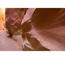 Slot Canyon Photographic Print