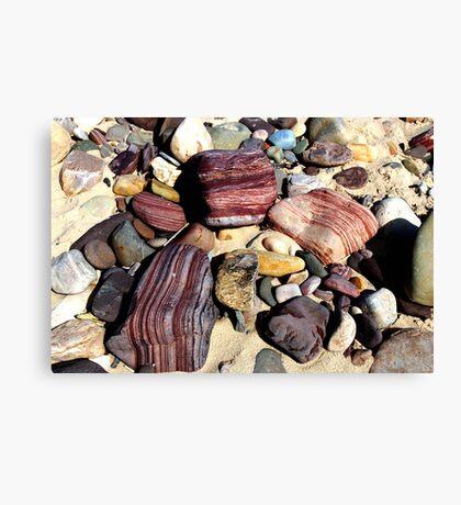 precious stones Canvas Print
