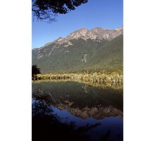 Lake Mirror Photographic Print