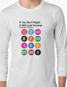 MASSIMO Long Sleeve T-Shirt