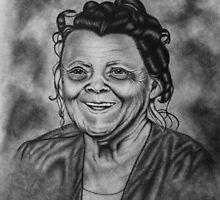 Grandma by LTScribble