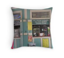 now THAT'S a refreshment stand! Throw Pillow