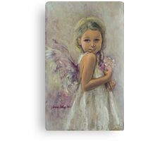 From Heaven... Canvas Print