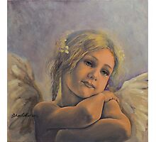 Dreamy Angel Photographic Print