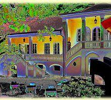 Bohemian Rhapsody - Villa Bertramka by jules572