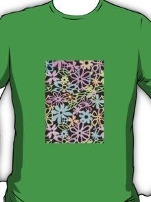 Pastel Flowers T-Shirt