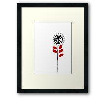 flowers 03 Framed Print