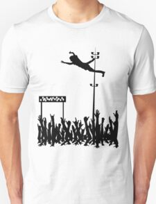 Stage Diving Tee Unisex T-Shirt