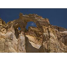 Grovesner Arch, Grand Staircase, Escalante National Monument Photographic Print
