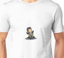 little nerdy angel Unisex T-Shirt