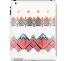 Retro Pixel Pattern iPad Case/Skin