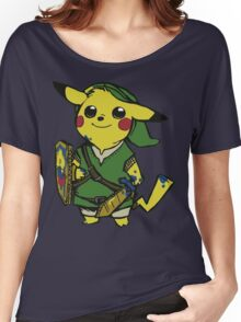 Pikachu Women's Relaxed Fit T-Shirt