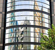 Autumn in Japan:  Reflections of Tokyo by Jen Waltmon