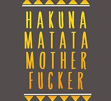 Hakuna Matata by mahalitta