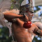 Aztec Dancer by Kate Purdy