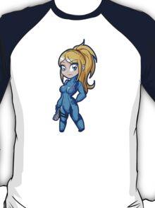 Chibi Zero Suit Samus T-Shirt